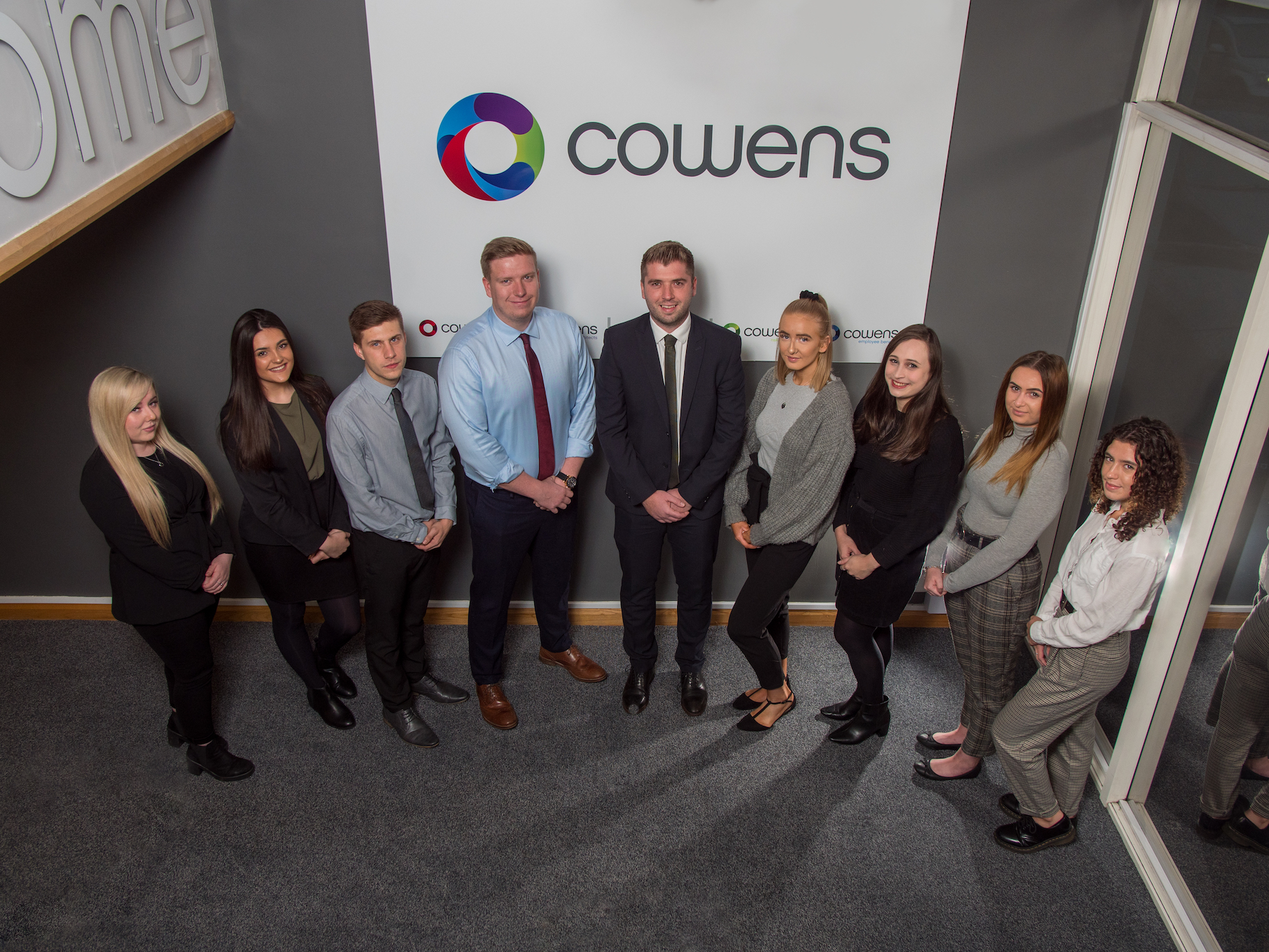 Cowens Inspires Next Generation with Team Expansion