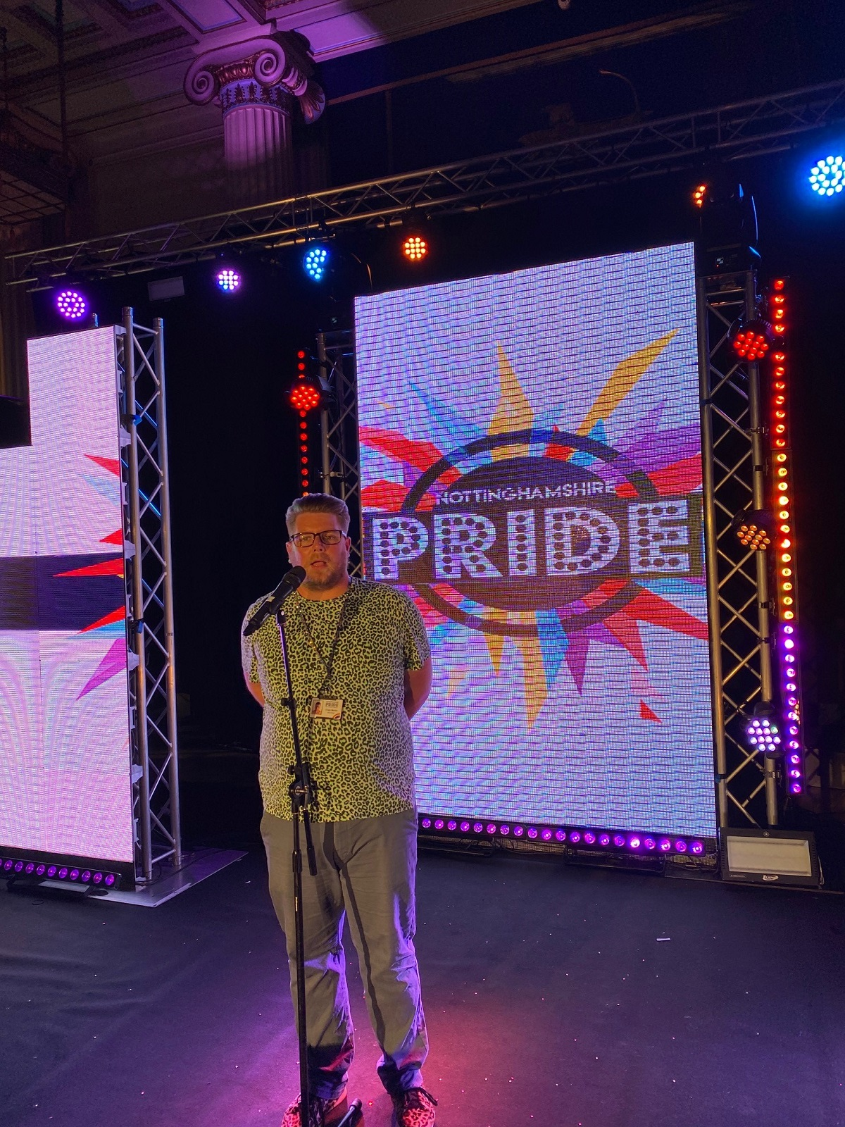 THOUSANDS TUNE IN TO CELEBRATE NOTTS' FIRST ONLINE PRIDE