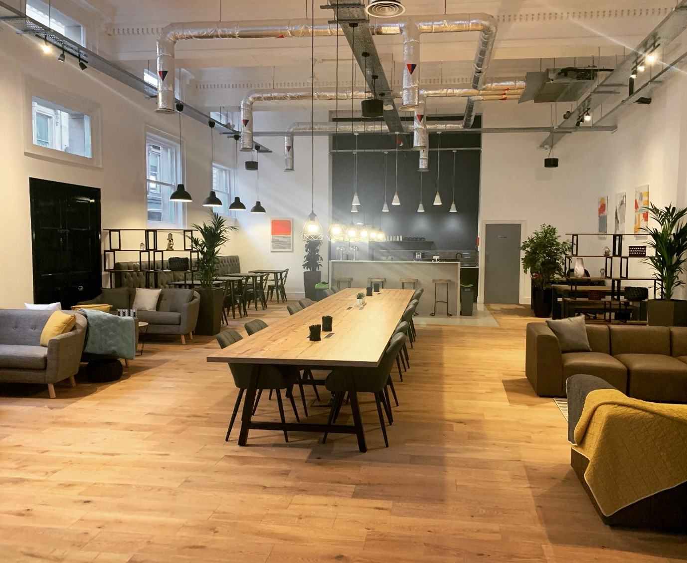 Record deal for workspace Cubo in Derby
