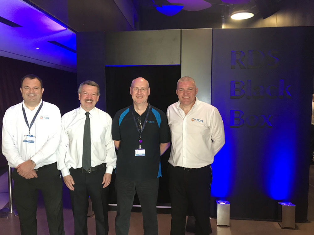 RDS Global helps car giants motor into the future with new technology
