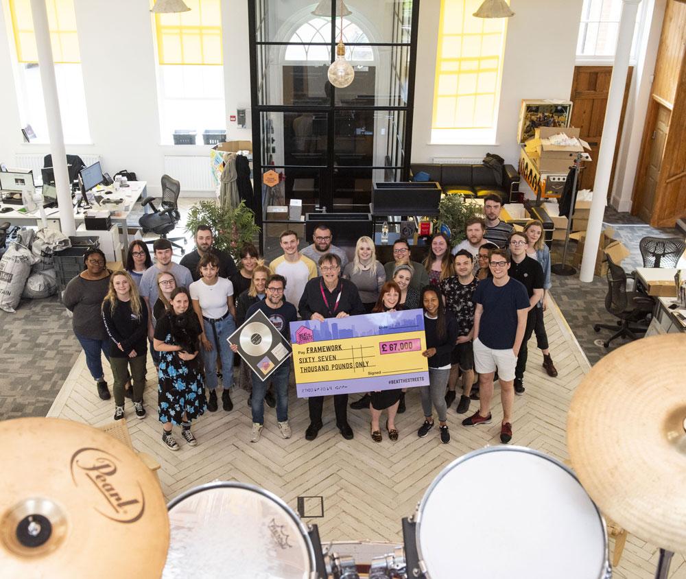DHP Family Wins Best Late-Night Company at  UK Hospitality Awards