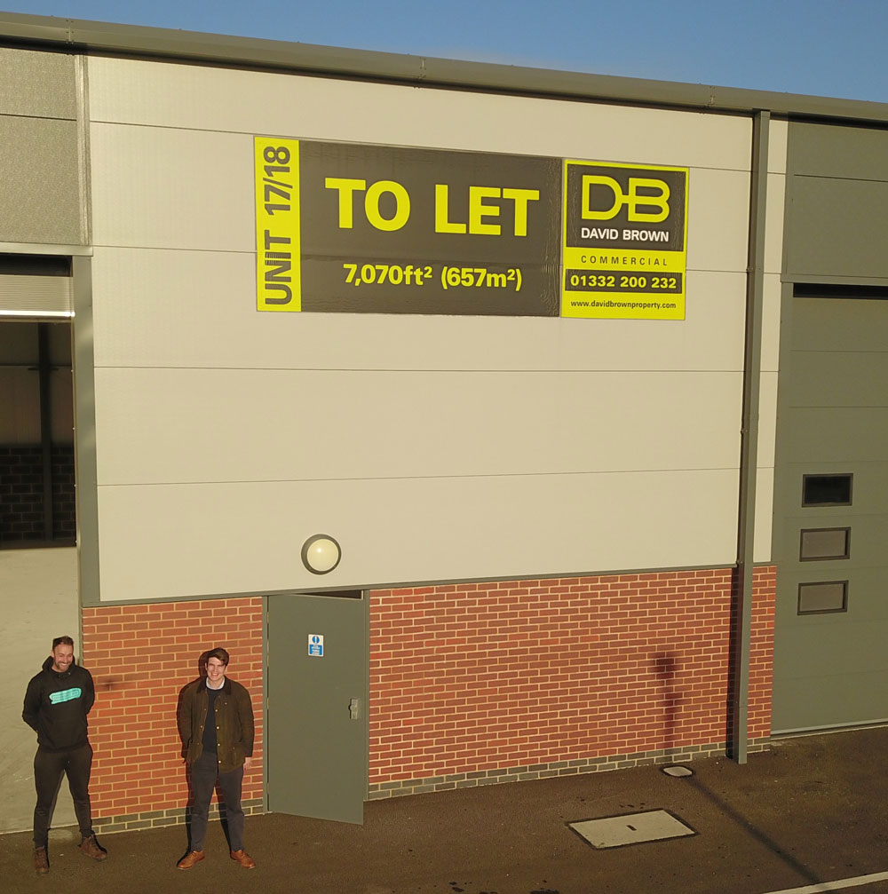 Growing Colleague Box take last remaining unit at Northedge Business Park