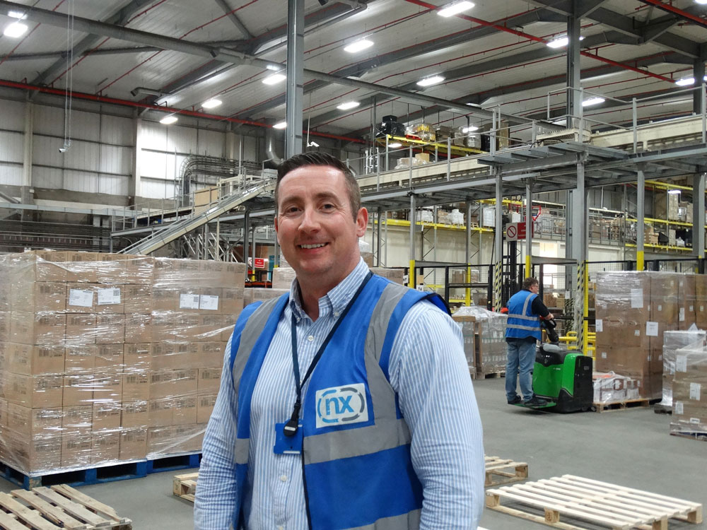 Supply chain firm gears up for festive rush ahead of Black Friday and Christmas
