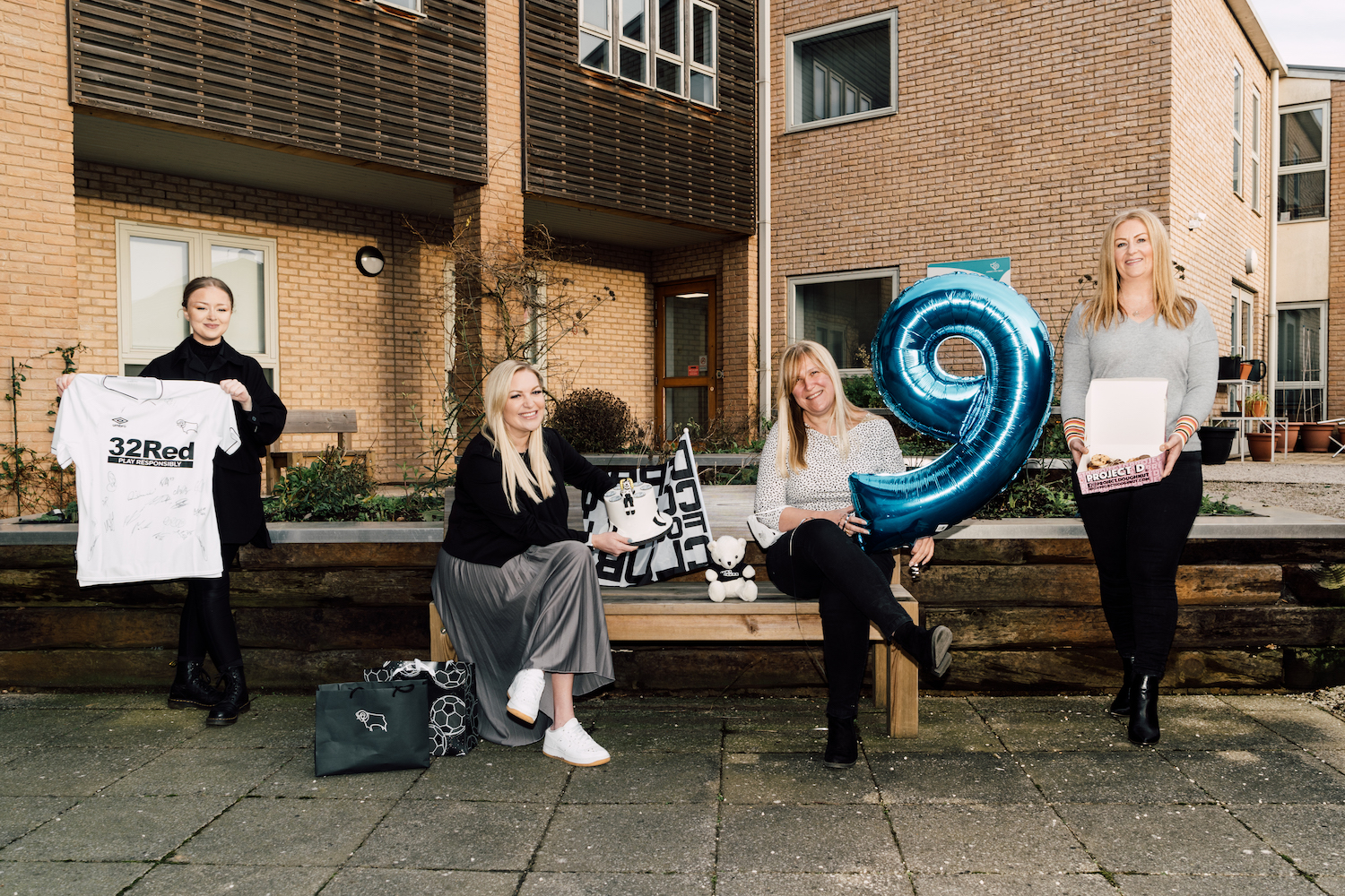 Businesses get behind birthday boxes