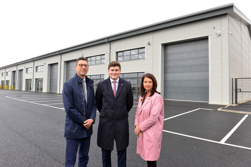 High profile development brings another new brand to Lincoln