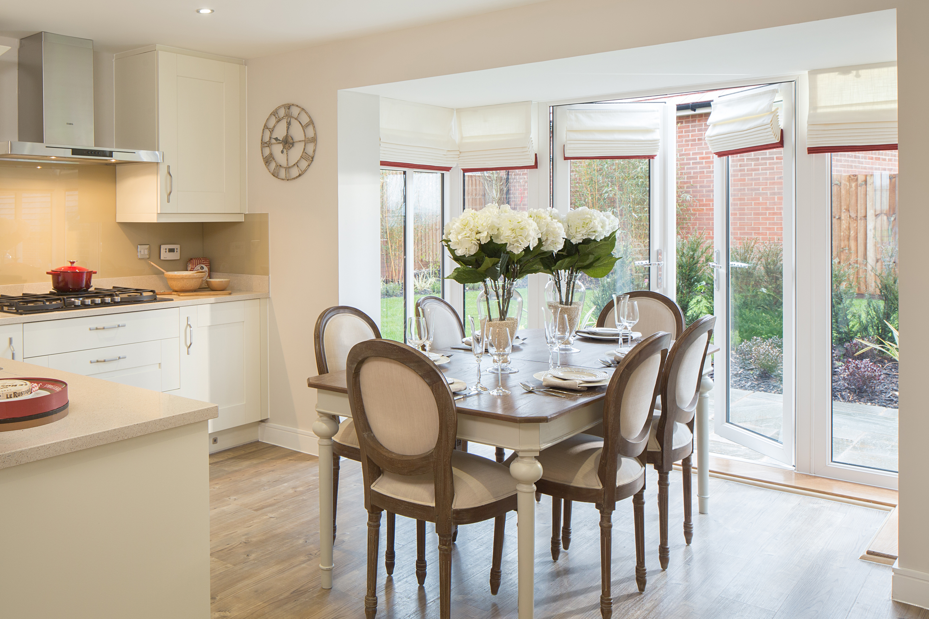 BUYERS URGED TO ACT QUICKLY AND DOWNSIZE WITHOUT COMPROMISE AT HUNTERS LODGE