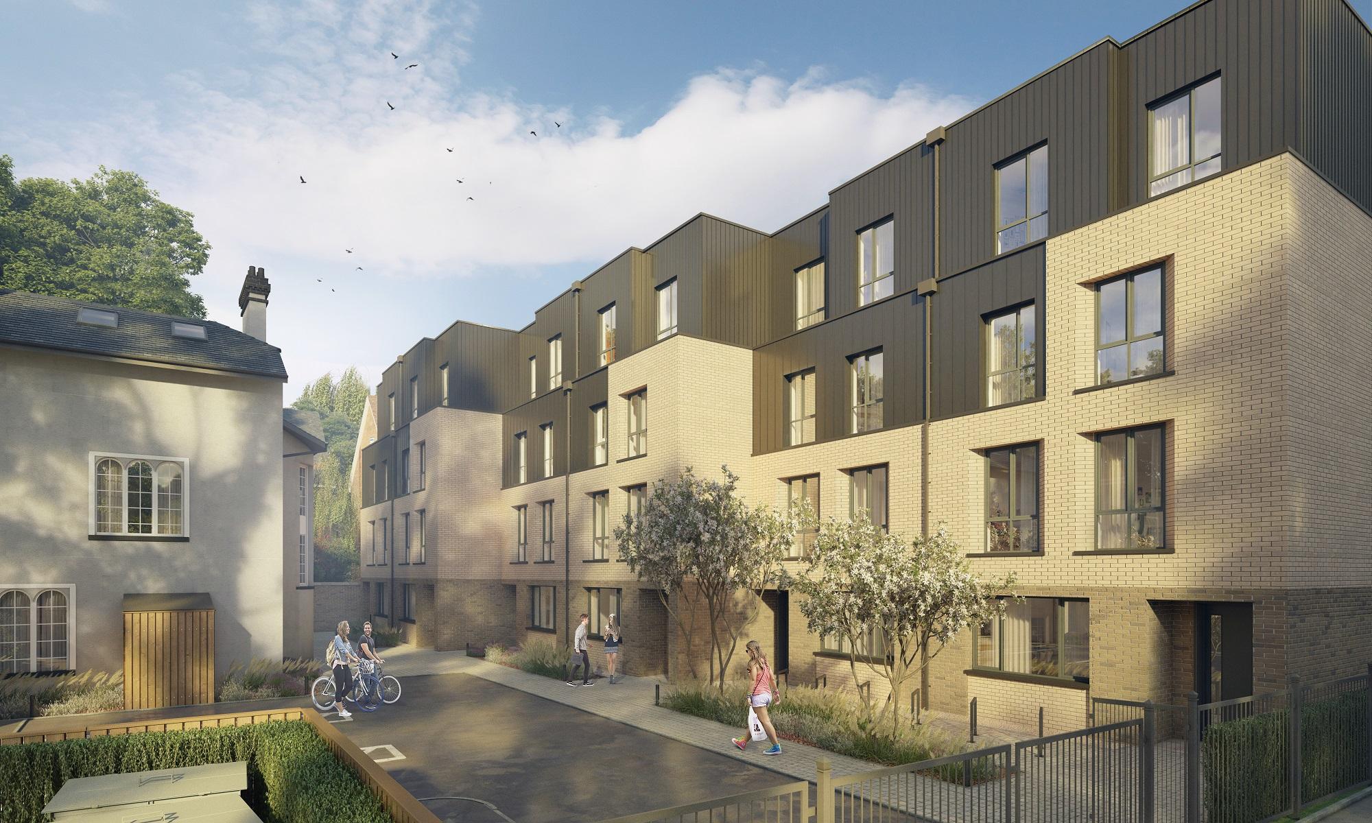 Focus Consultants undertaking multiple roles on former Dagfa House scheme