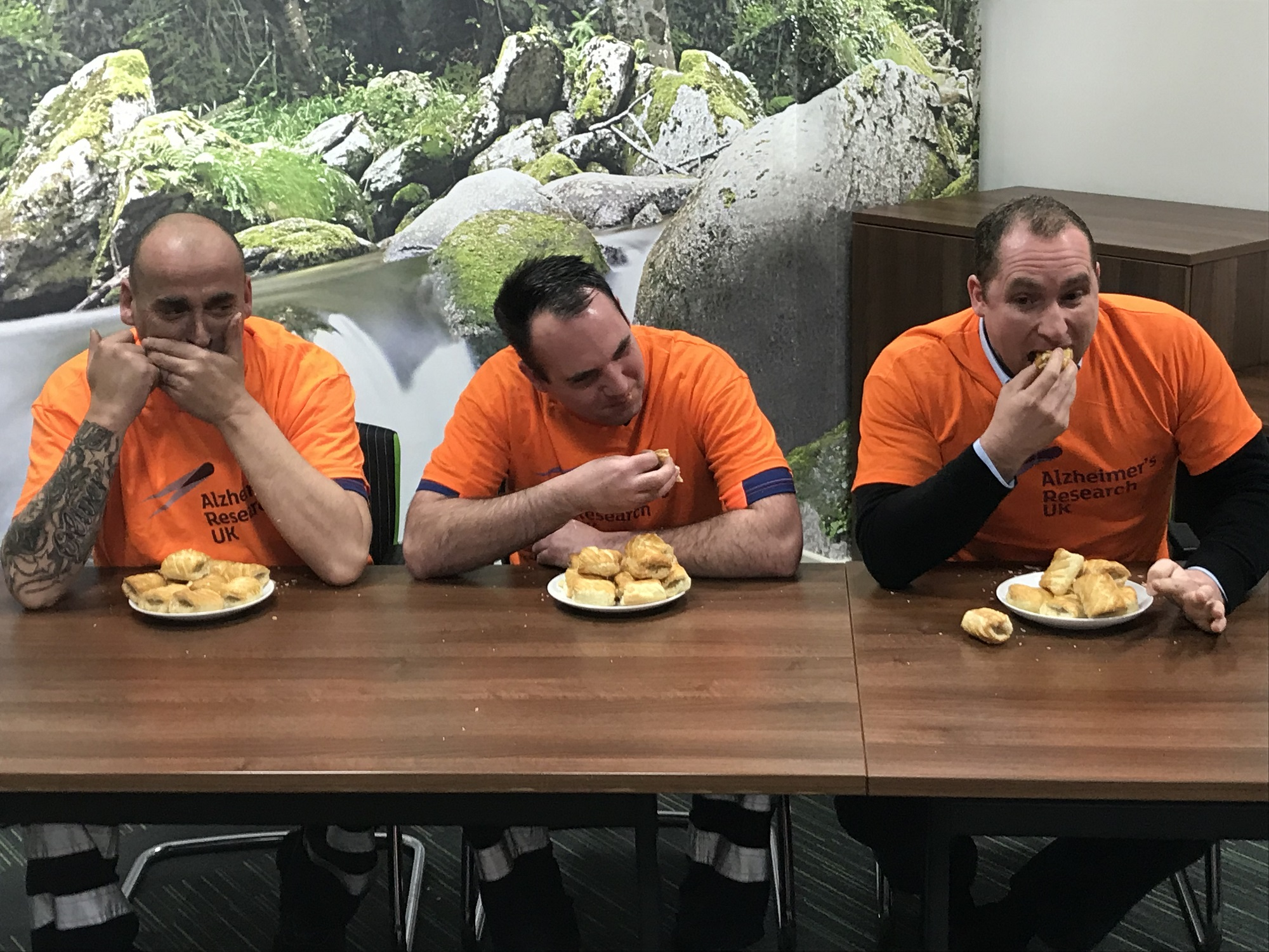 MIDLAND FIXINGS PUTS ITS MONEY WHERE ITS MOUTH IS WITH MAN VS FOOD CHALLENGE