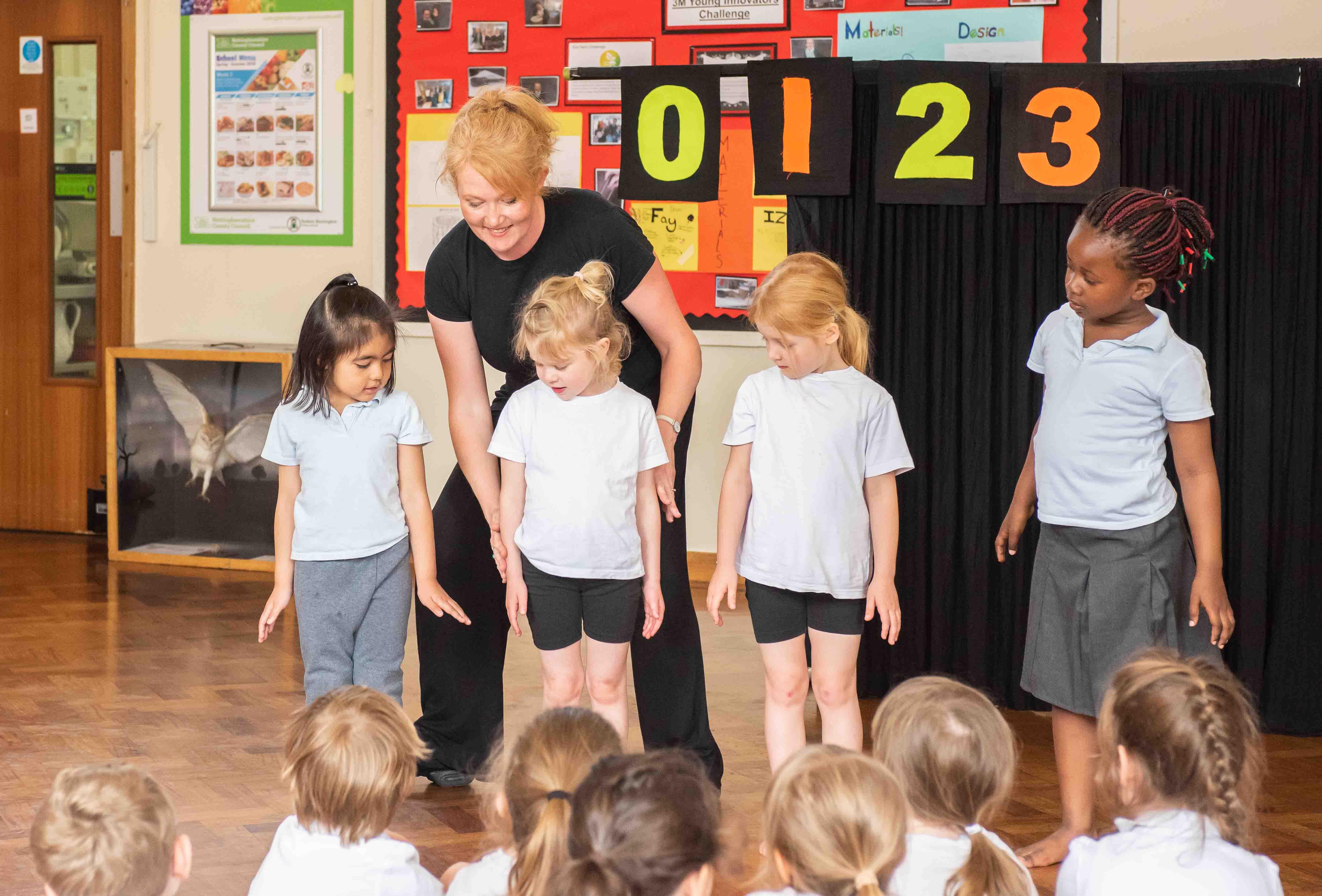 Nottingham company offers schools dance crazy sessions for maths learning