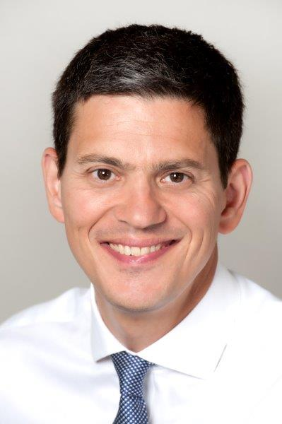 IoD confirms David Miliband for first global conference