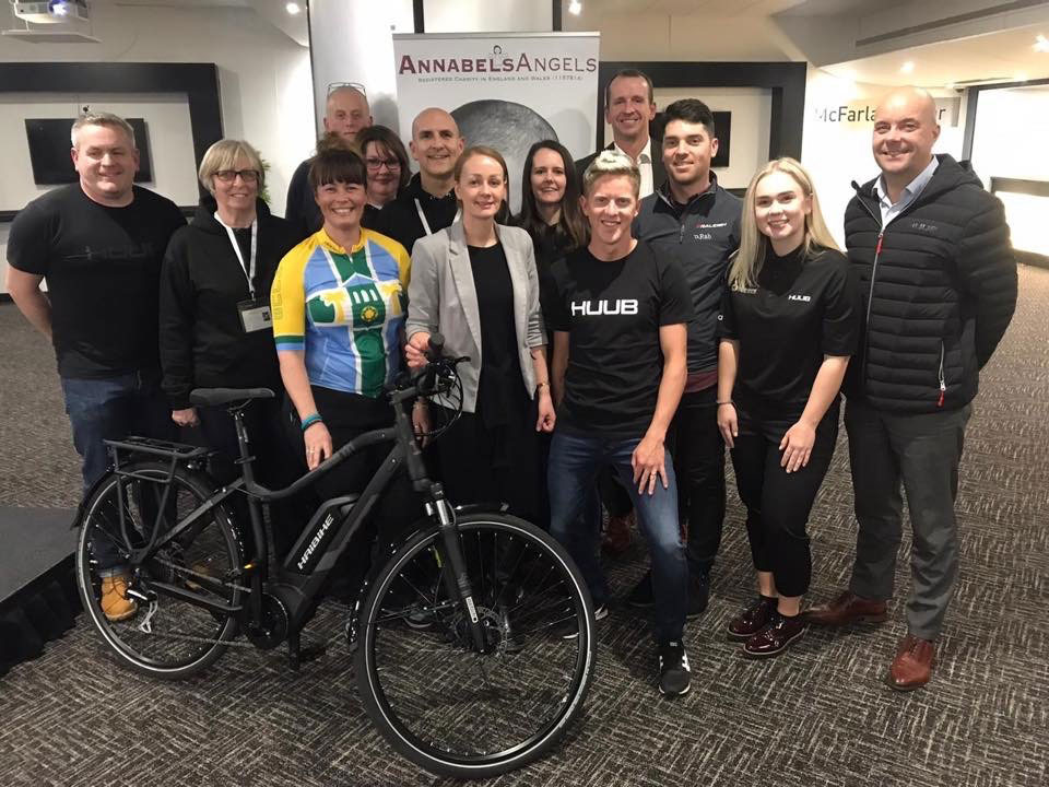Derbados 2020 cycling challenge