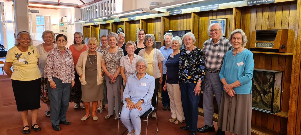 Dandelions Bereavement Support Welcomes Back Members