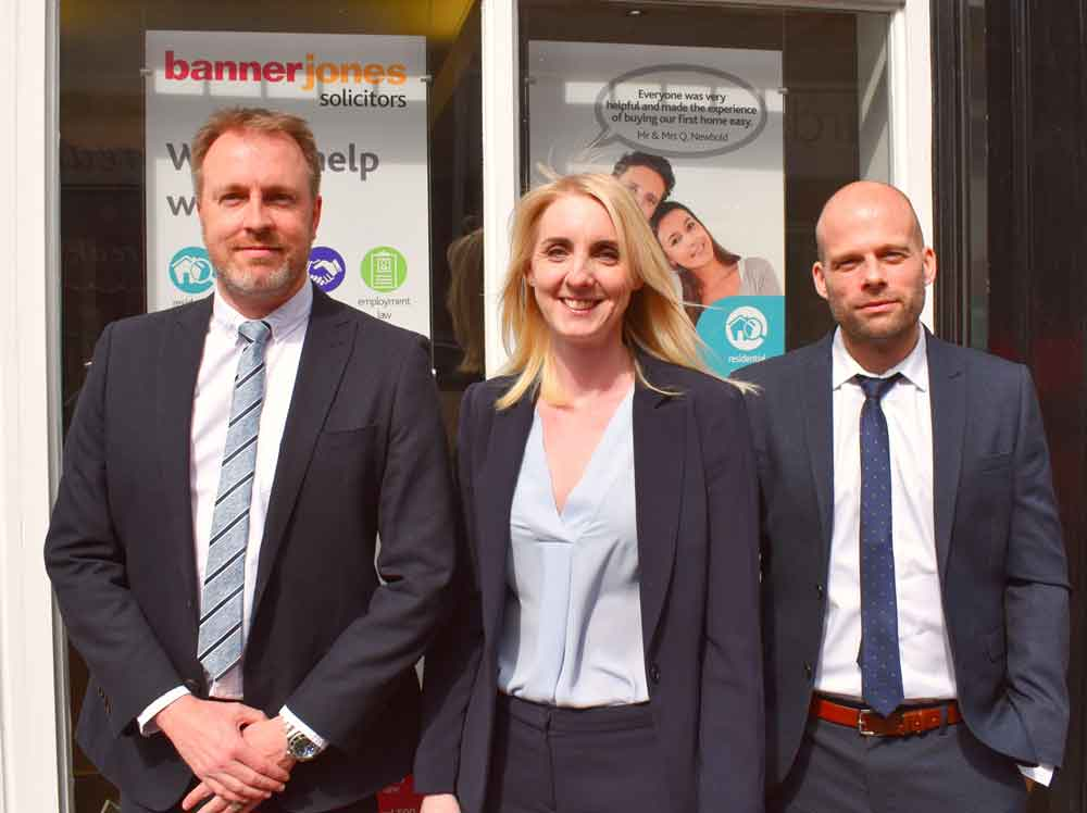 Raft of promotions further bolsters Banner Jones's senior management team