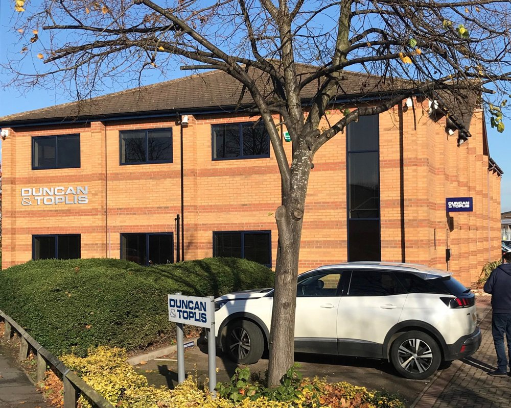 Duncan & Toplis opens new office to mark five years in Loughborough