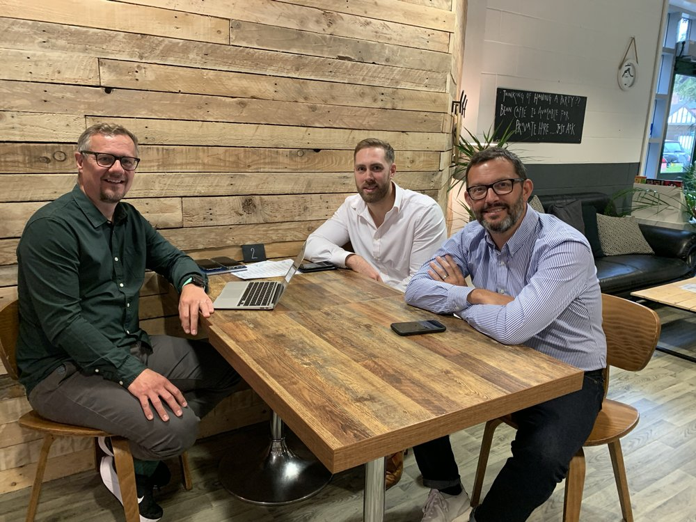 EMBS FINDS NEW HOME AT FRIAR GATE STUDIOS