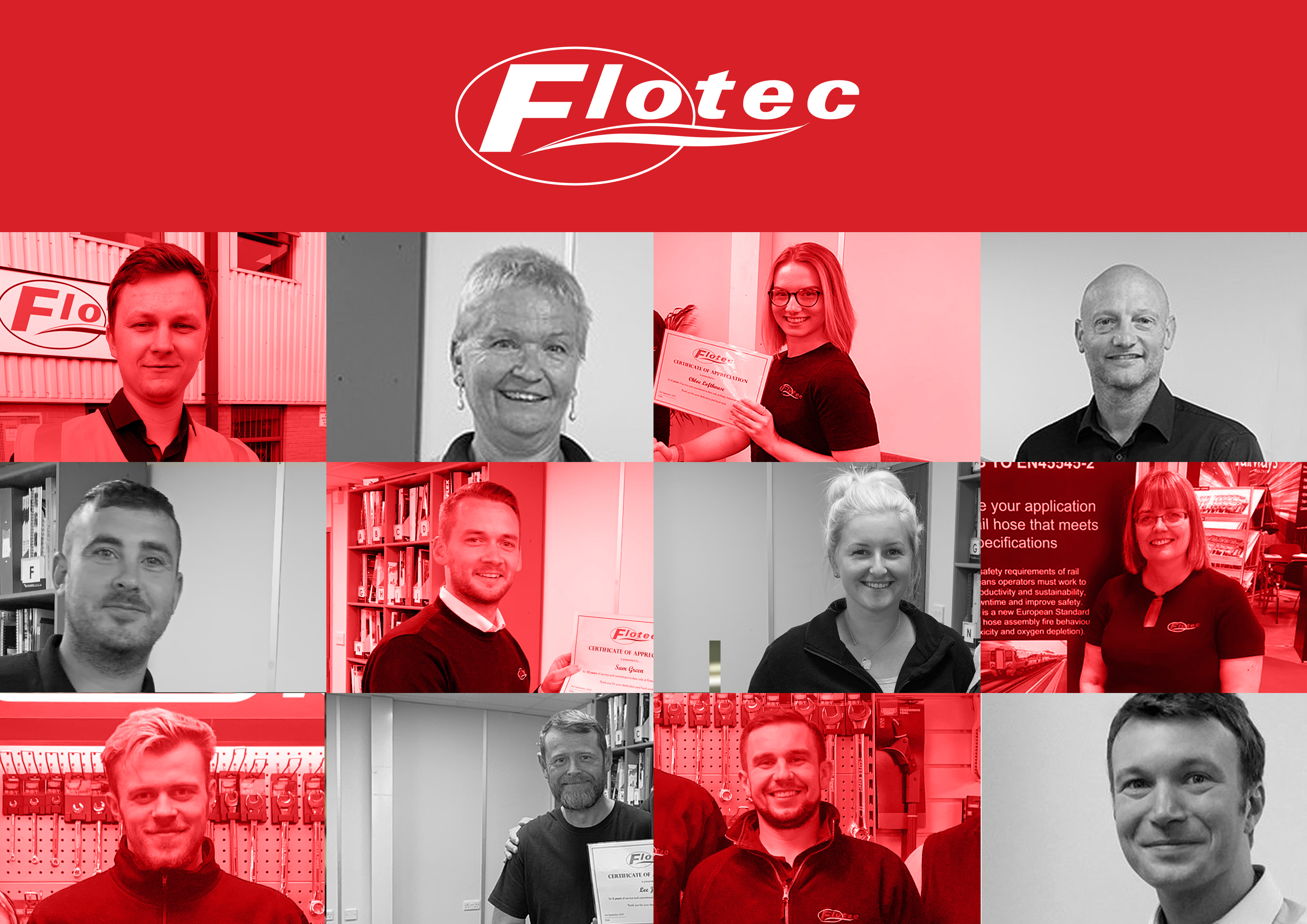 FLOTEC HANDS OWNERSHIP TO ITS STAFF