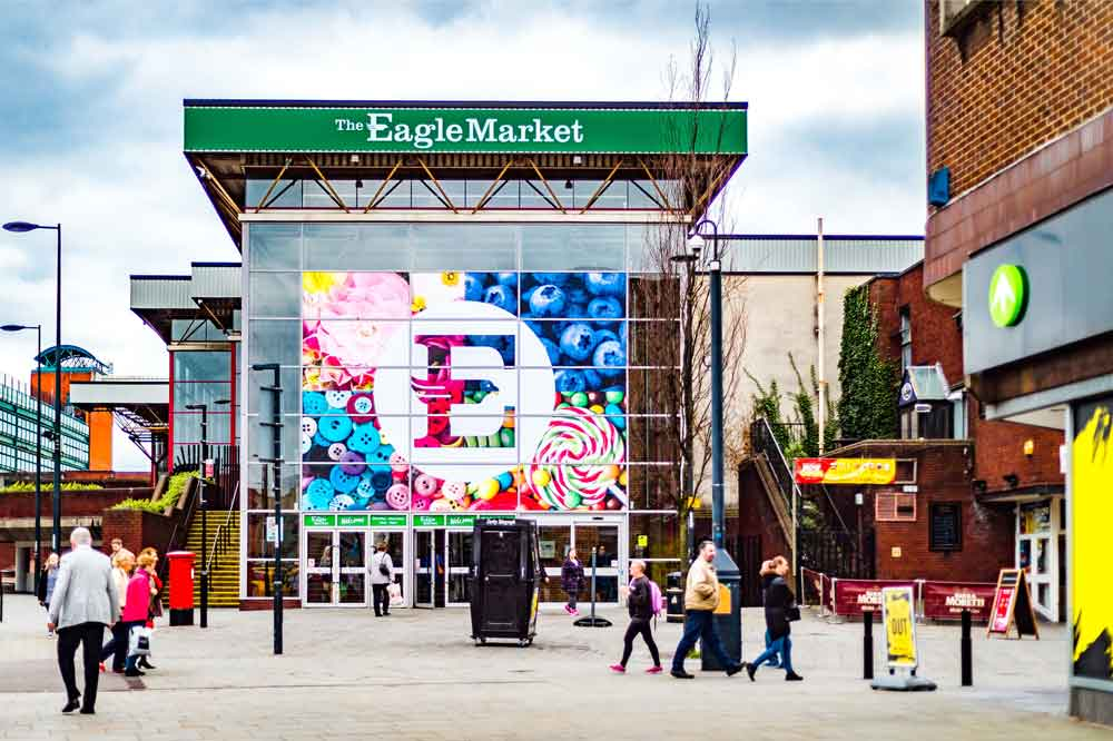 Unmissable artisan market signals the return of regular events at The Eagle Market