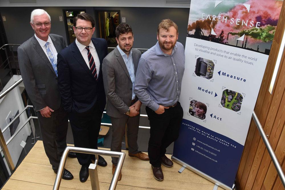 EarthSense receives £100,000 growth debt funding package from MEIF Maven Debt Finance