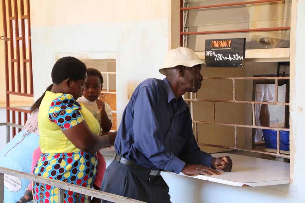 Antibiotics Donation Treats 600 African Patients
