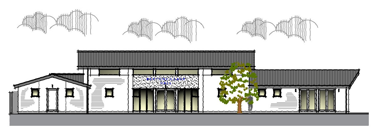 New village hall for Repton