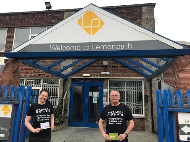 New MD and charity fundraisinghelps Leicestershire-based Lemonpath mark 15 years in business