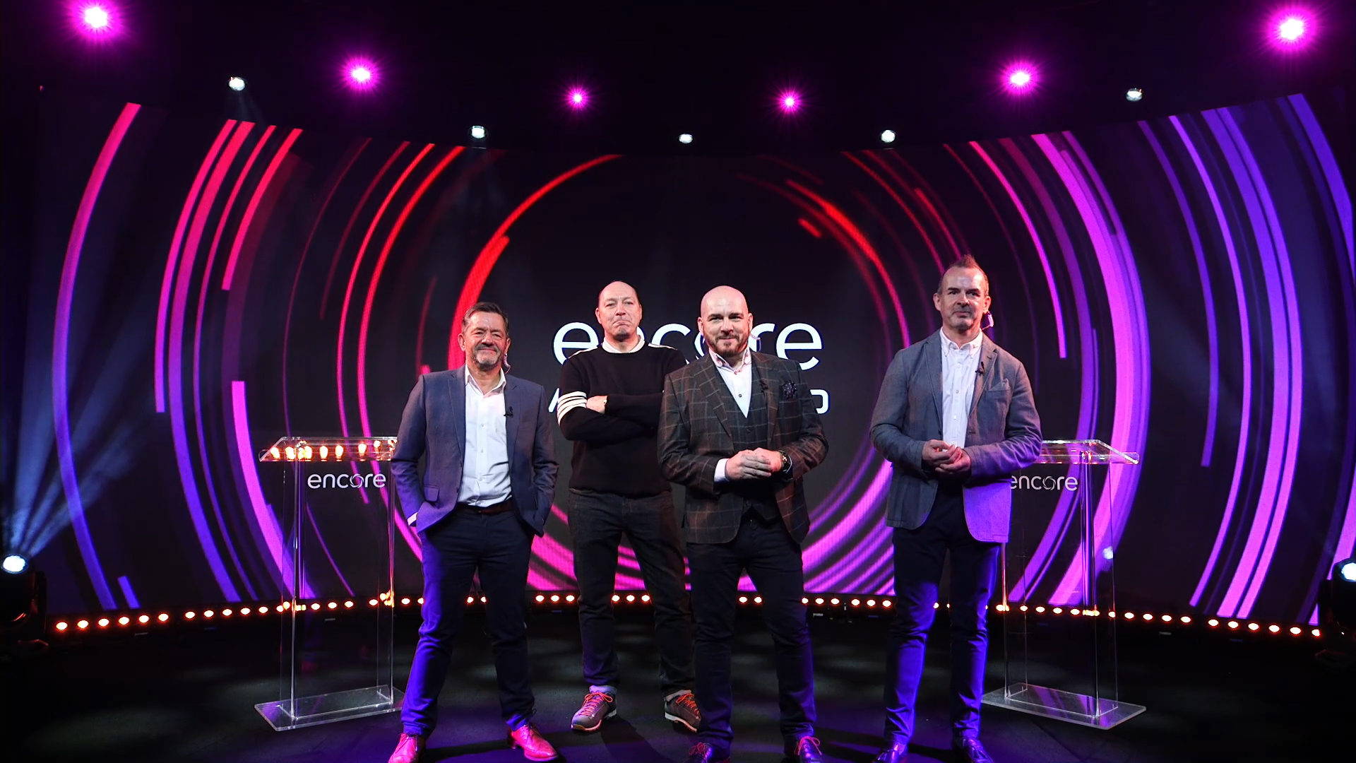Encore Celebrates Momentous Success of Staff During Pandemic
