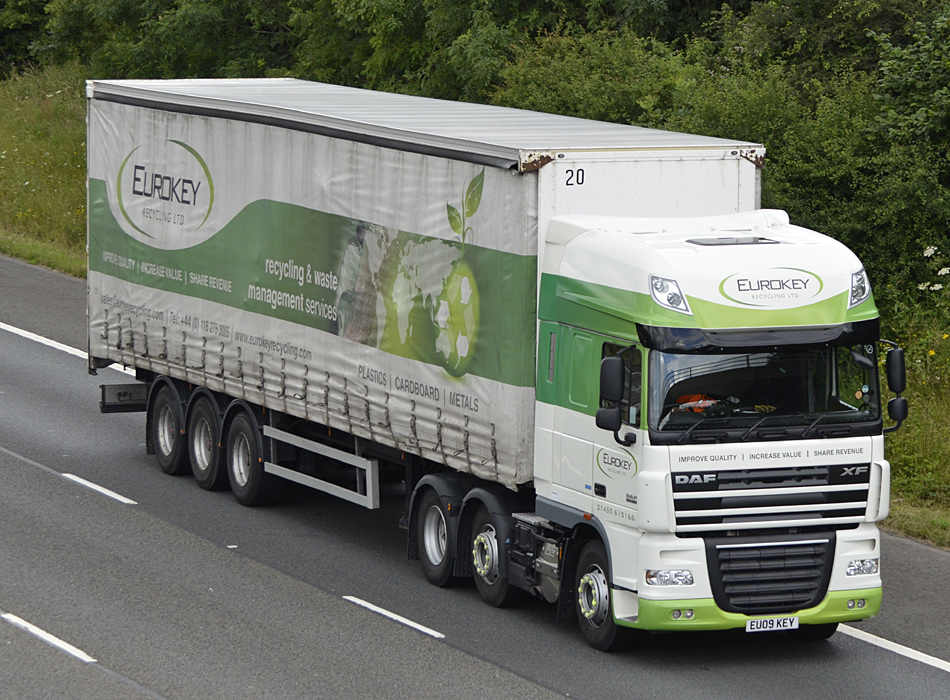 Magma Corporate Finance and Howes Percival advise Eurokey Recycling on sale to R economy Group
