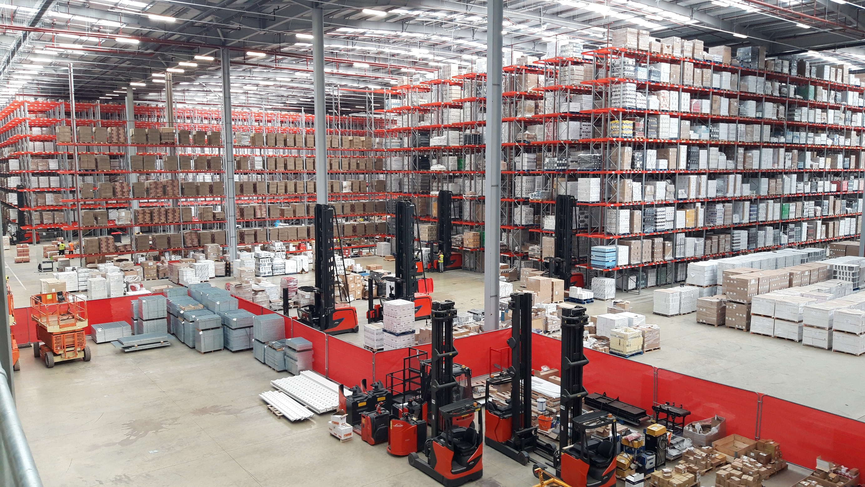 Local Logistics Firm Reveals Top 100 Place