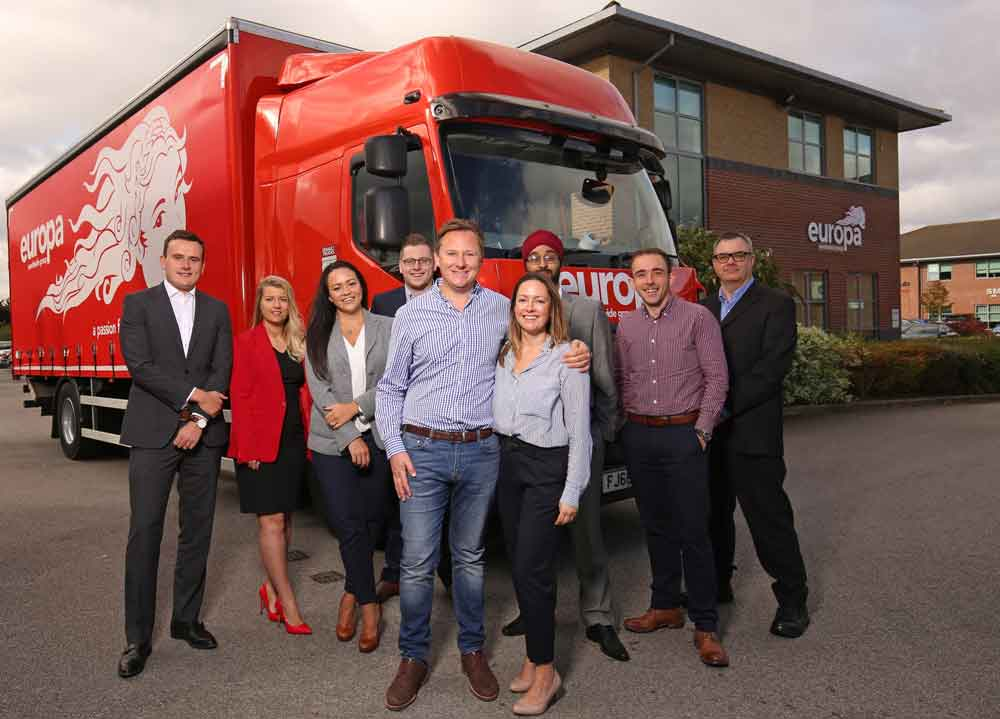 Logistics firm supports employee's endeavours