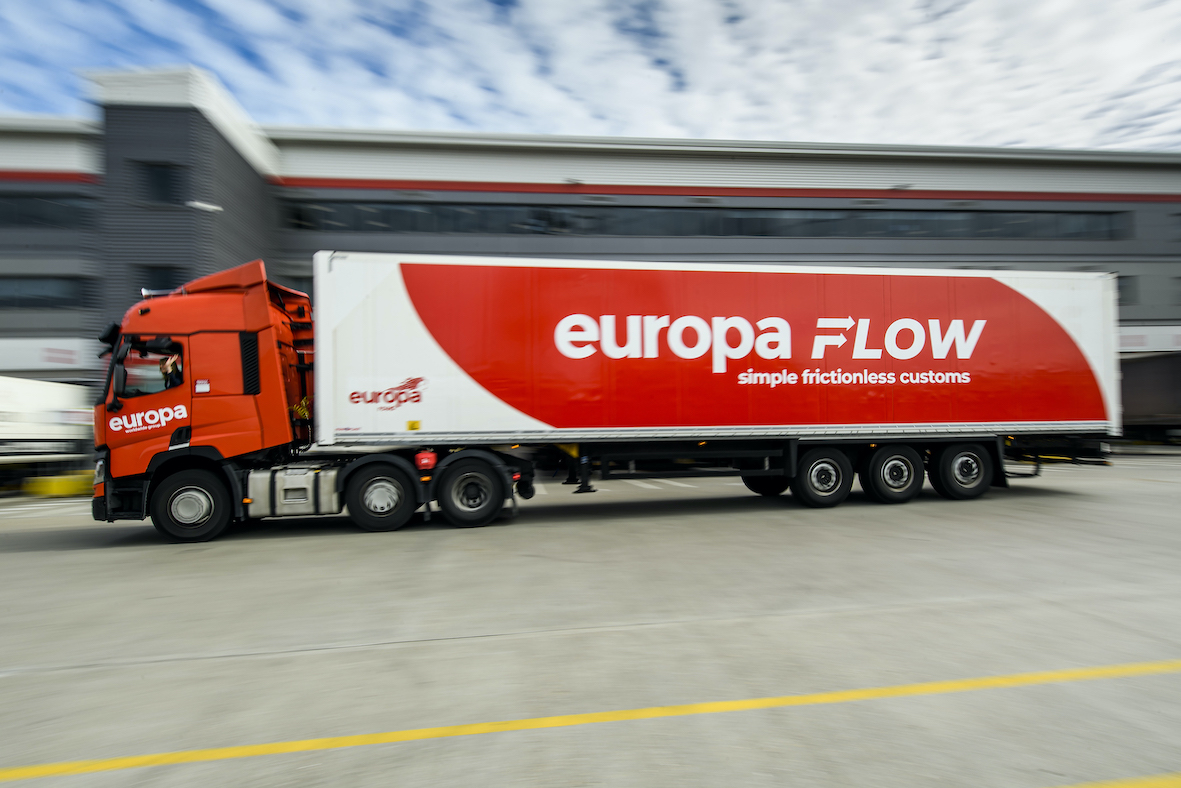 Local Logistics Firm Europa launches Frictionless Brexit Product