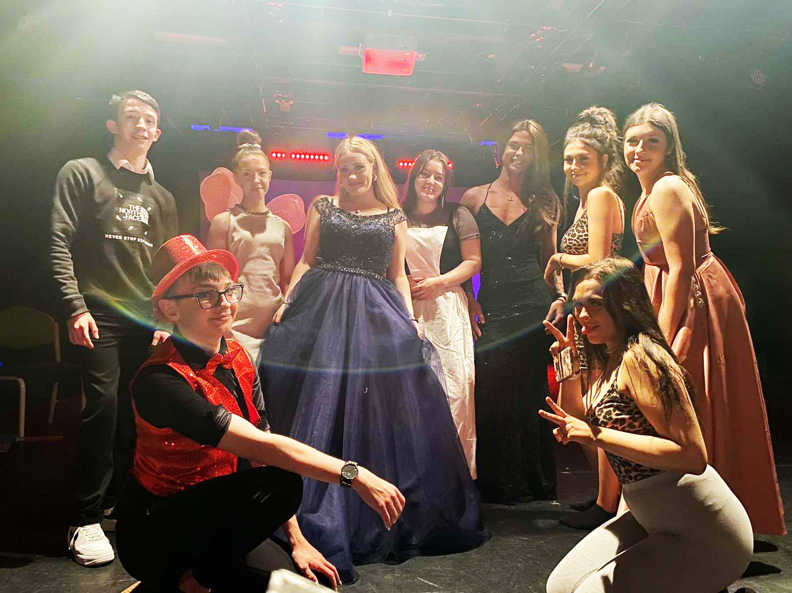 Game show and panto bring end of term funds and joy