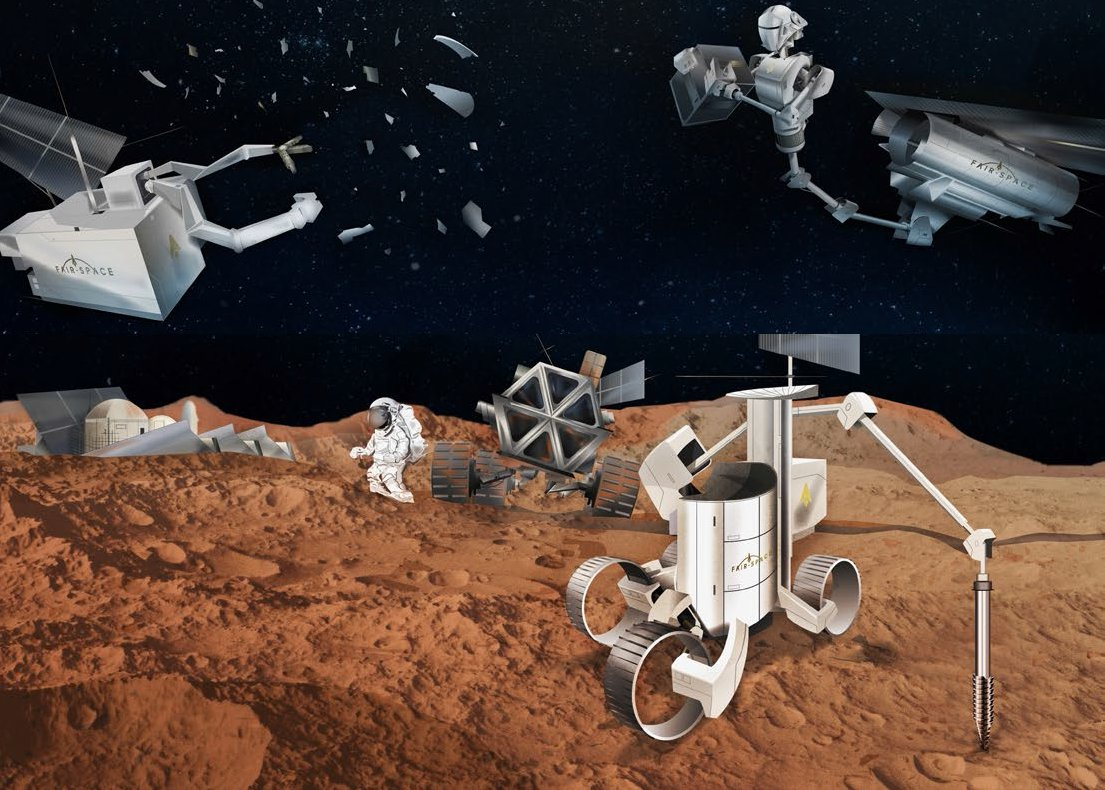 SPRINT partners with FAIR-SPACE hub to grow UK space sector