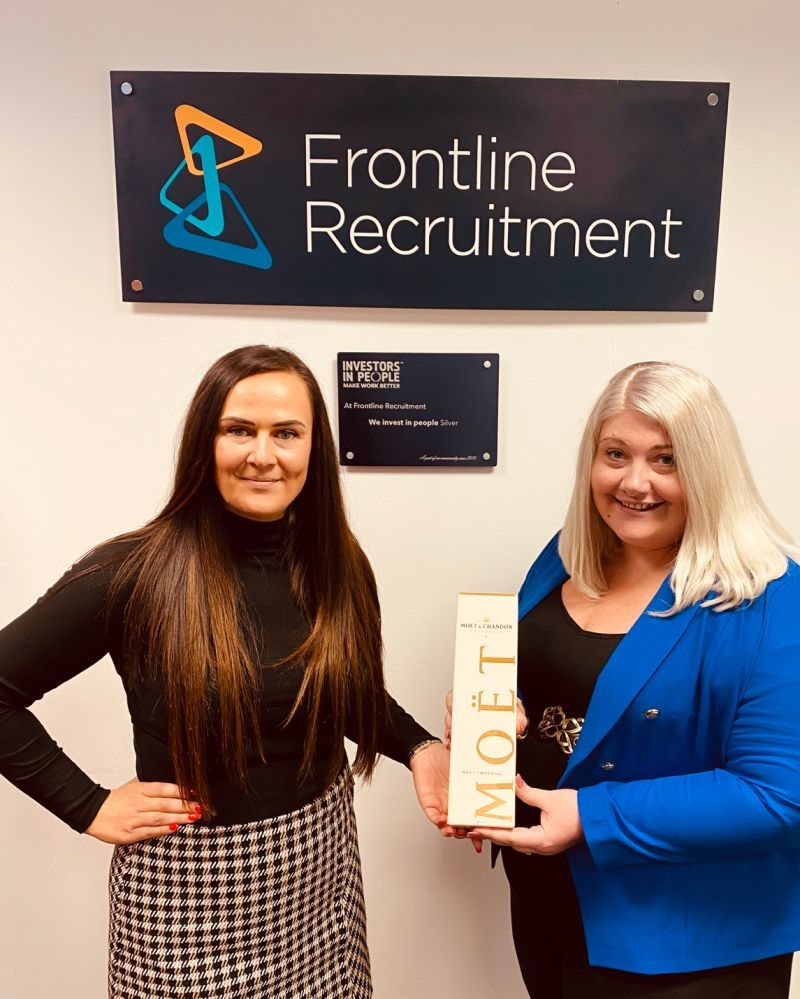Frontline expands with new office and two high profile hires