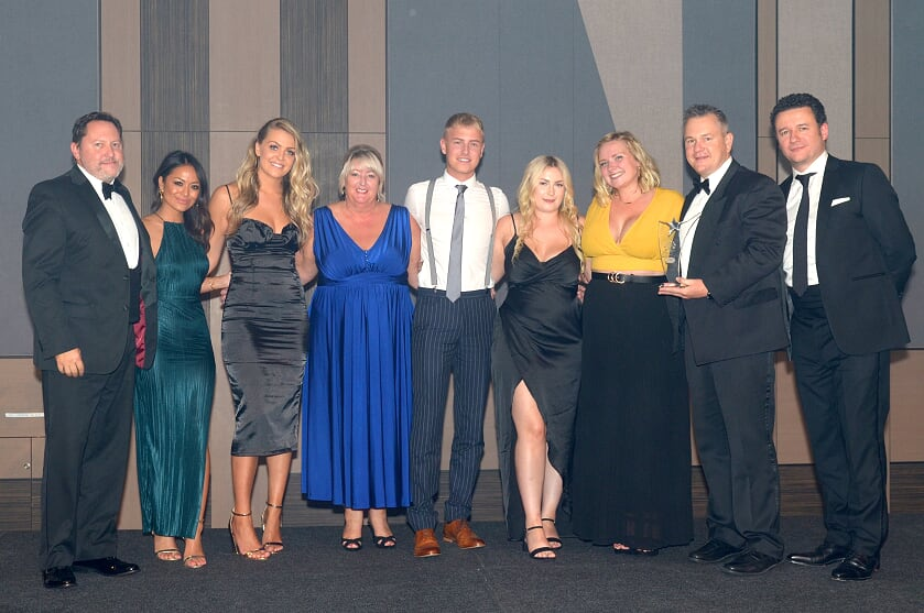 Training focus sees Fidler & Pepper Lawyers collect top award