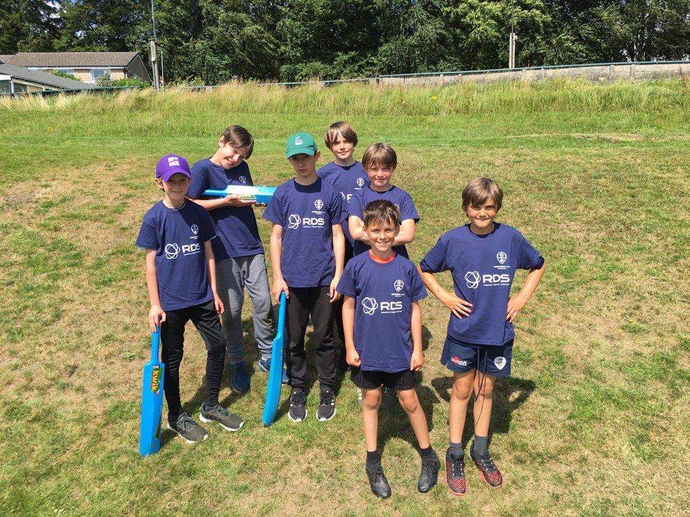 Derbyshire Cricket Foundation supports 400 children over summer; RDS provides sponsorship