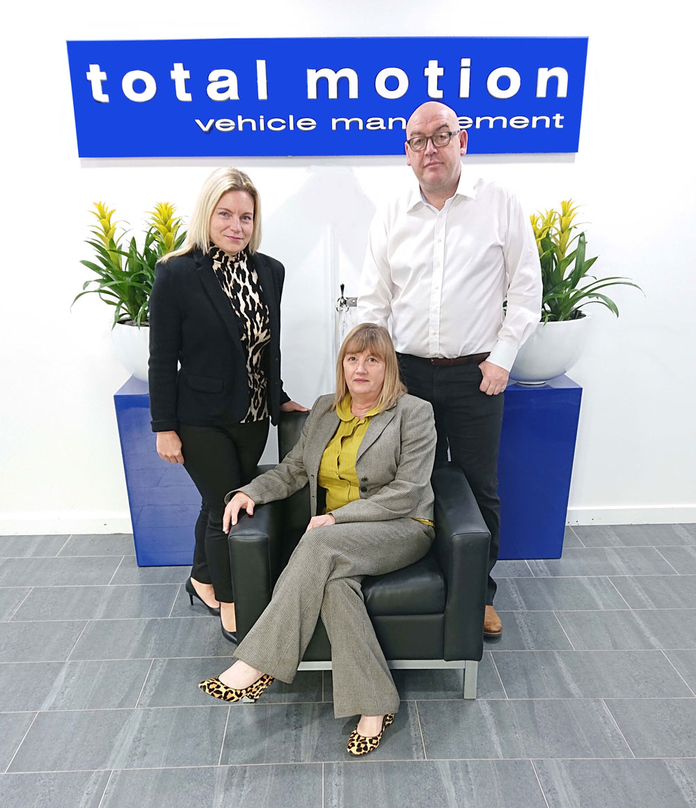 Total Motion welcomes new directors Claire and Jayne to restructured board