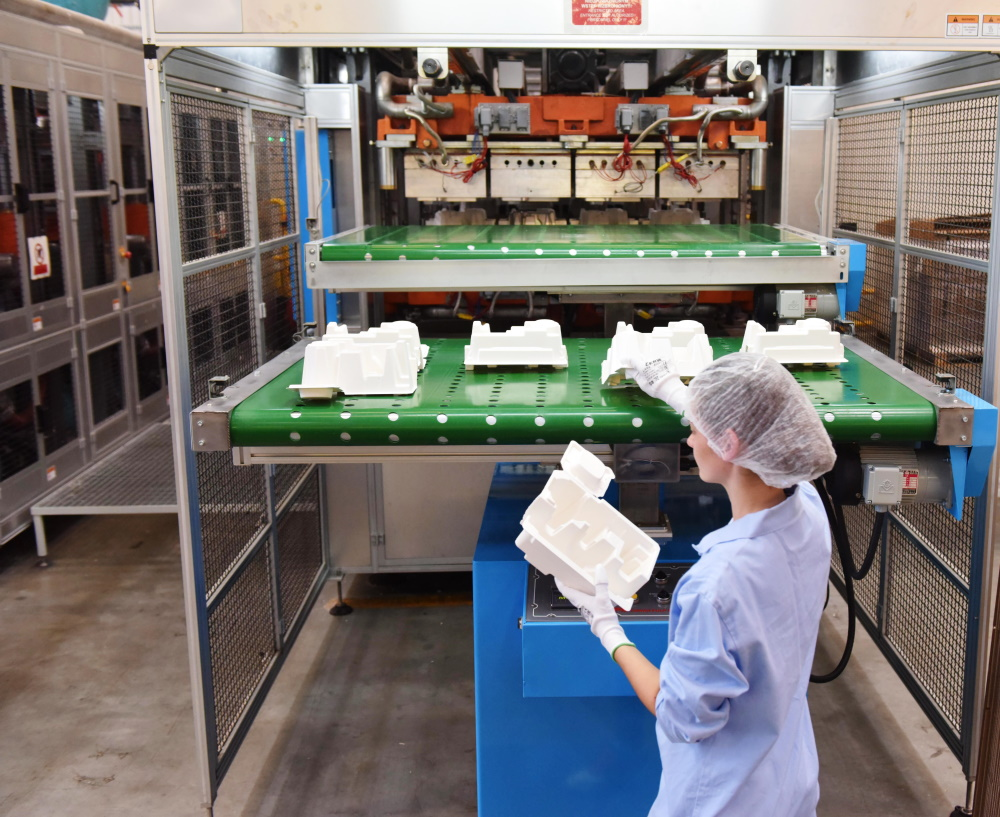 Food sector growth on menu for Fibrepak after vital Declaration of Compliance is gained