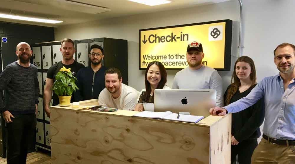 Contemporary co-working hub welcomes new tenants