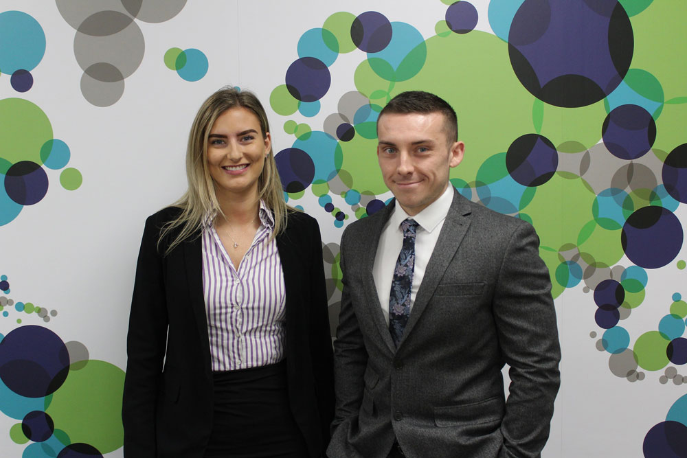 Accountancy 'adds up' success with two new hires and promotions in Nottingham