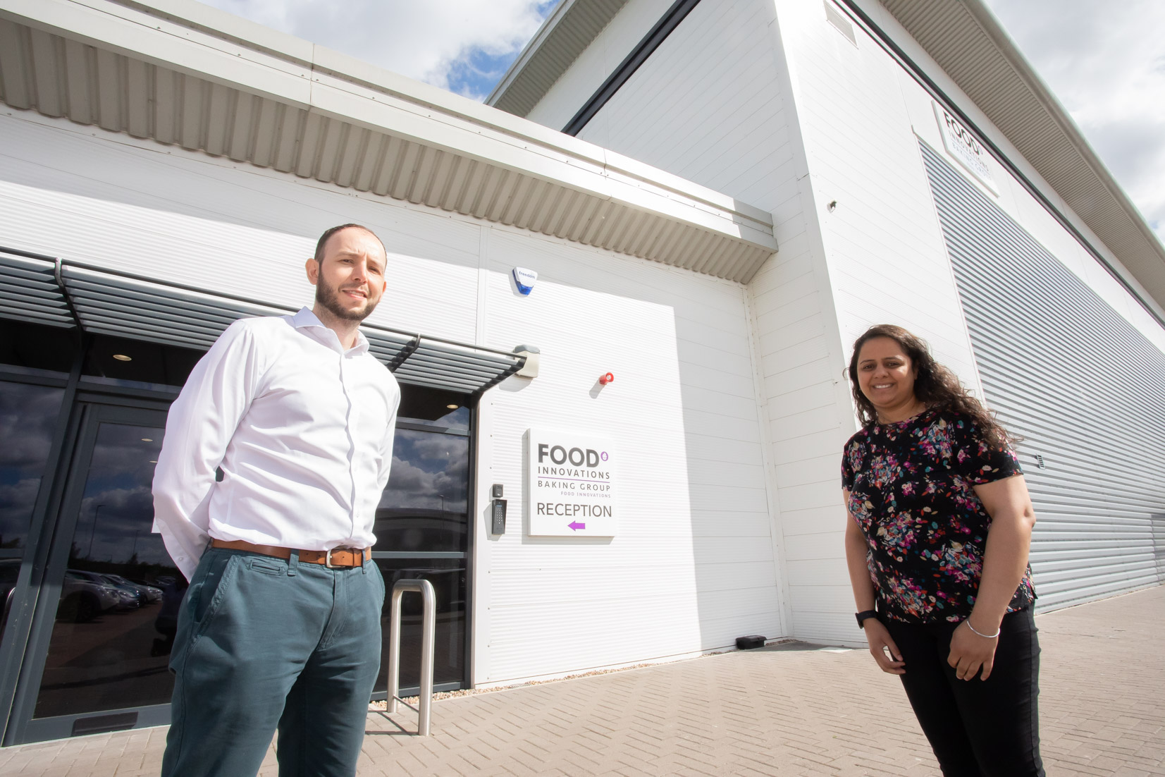 £3m investment paves the way for 35 new jobs at Food Innovations Baking Group