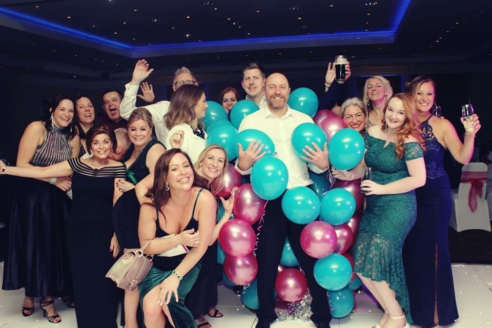 Charity ball for Nottingham's only Conductive Education Centre leaves its 'Footprint' by raising over £14,000!