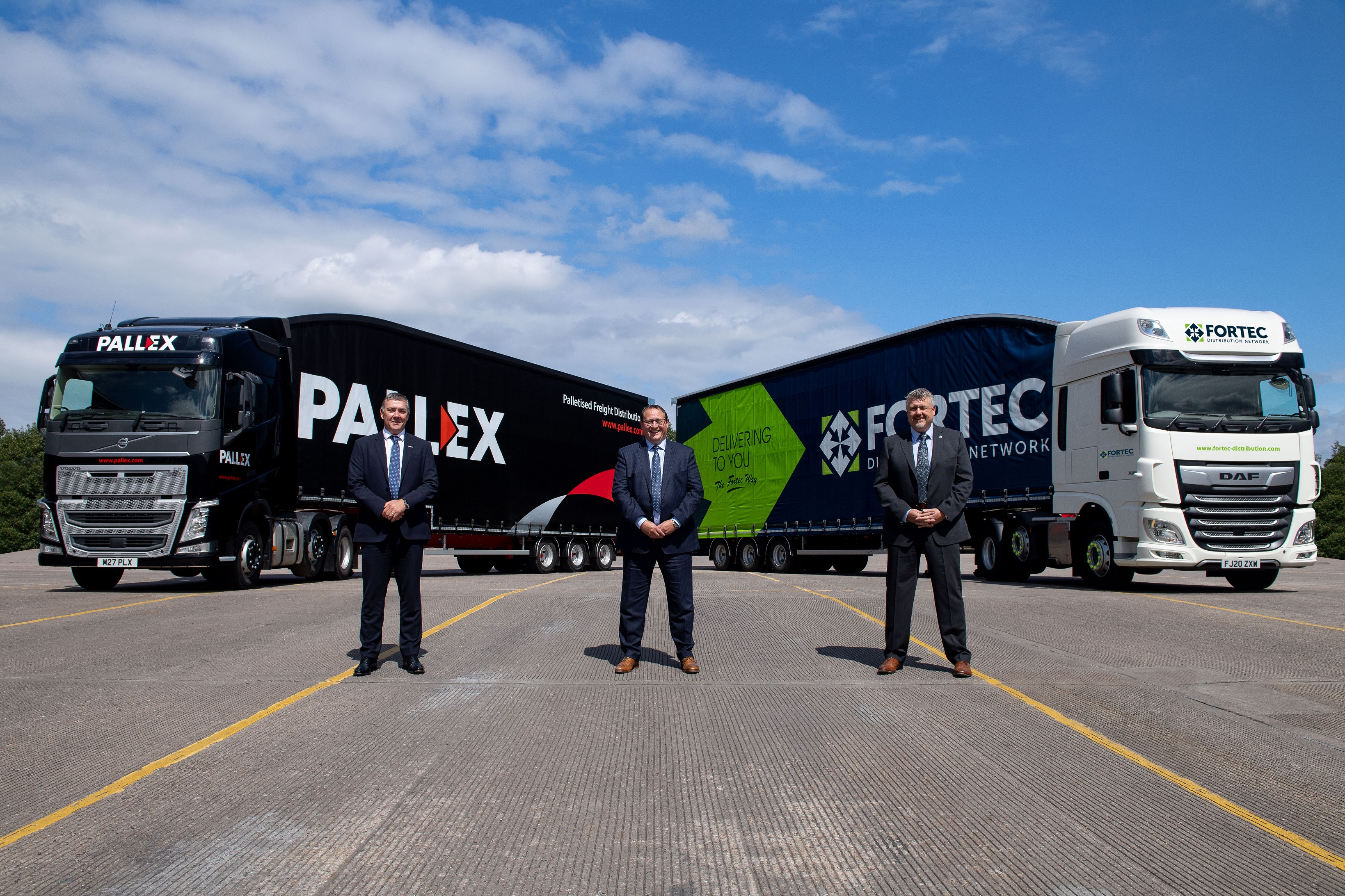 Fortec addition strengthens Pall-Ex Group's growth plans