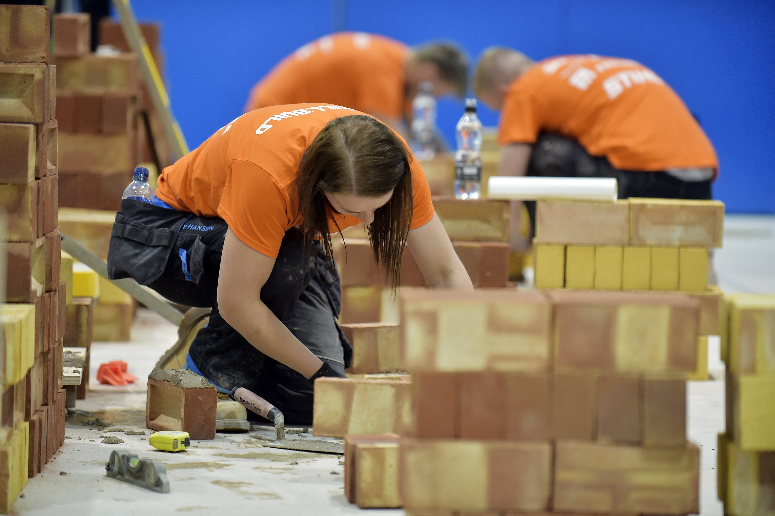 Forterra donates over 40,000 bricks to UK colleges for prestigious SkillBuild competition
