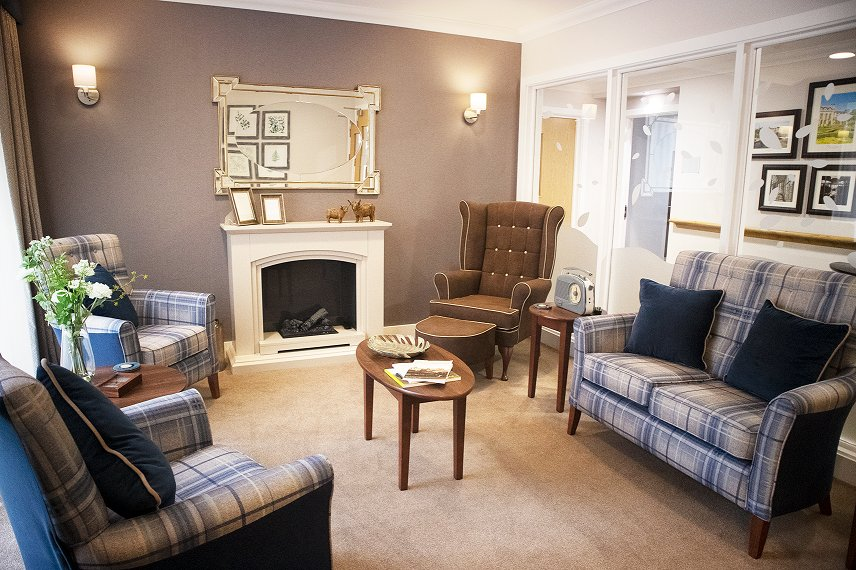 Marketing suite opens at Charterpoint's new Bingham care home