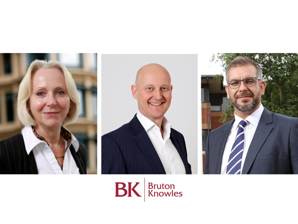 Bruton Knowles Reports Record Results as Firm Launches Latest National Team