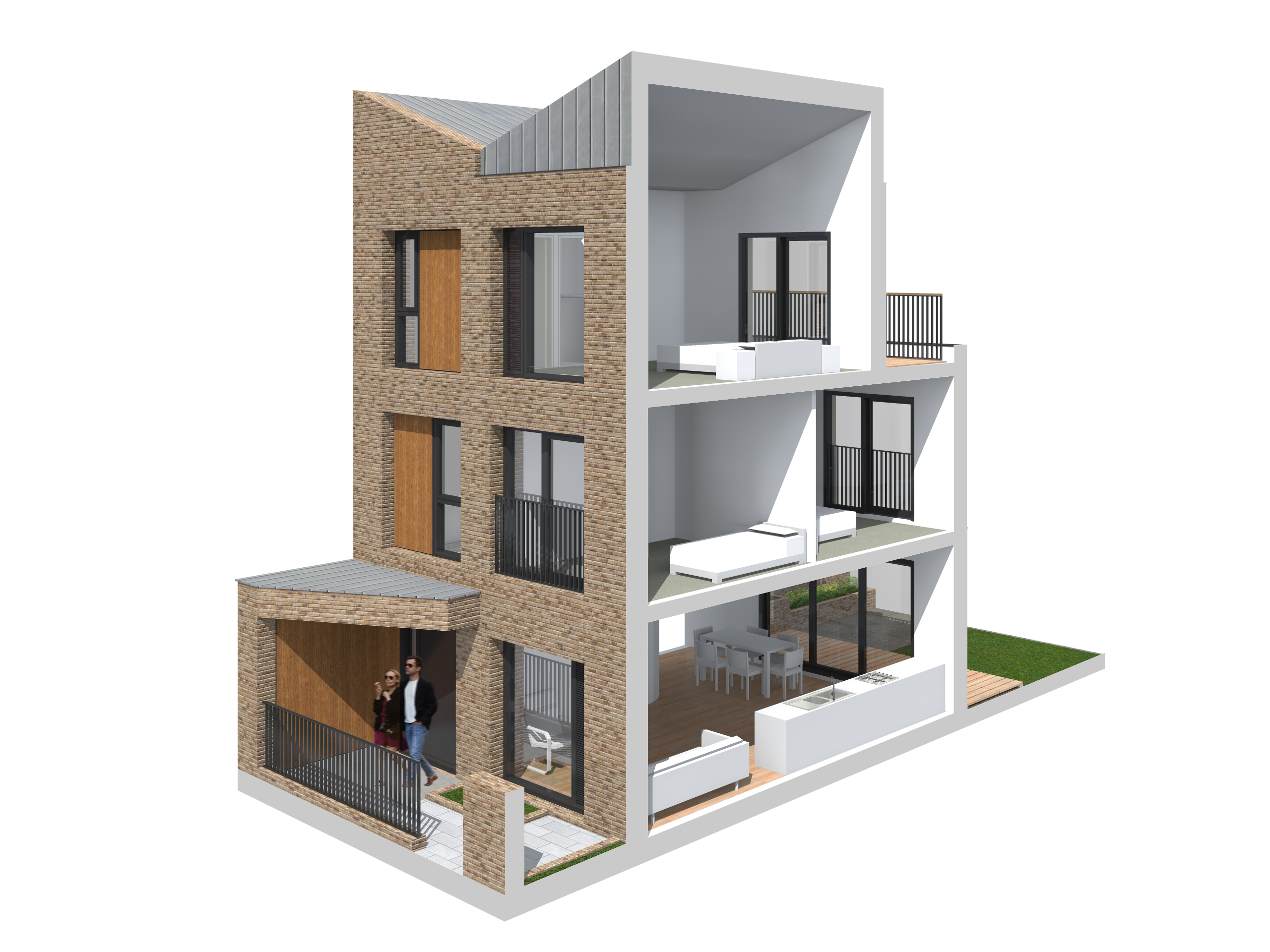 Homeowners Begin Designing Nottingham's First Group Custom Build Community