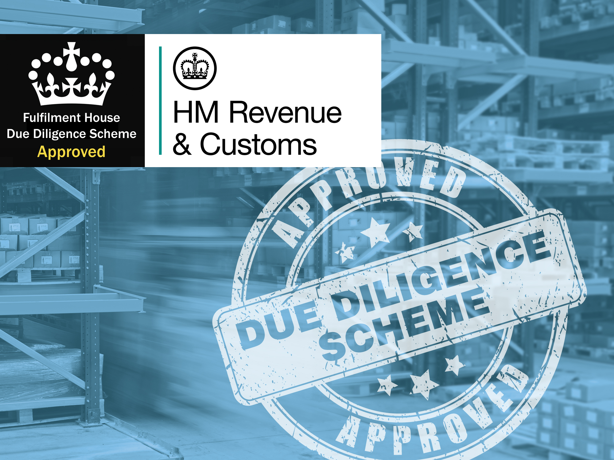 Spatial Global Approved for HMRC Fulfilment House Due Diligence Scheme