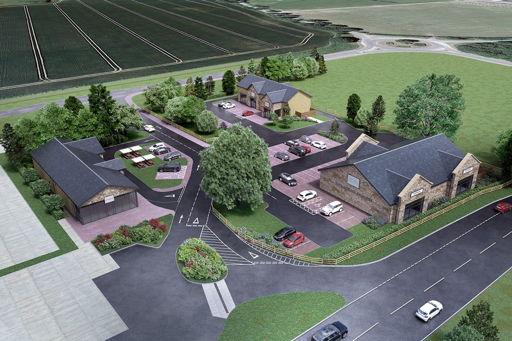 Planning approval granted for Rutland roadside retail units