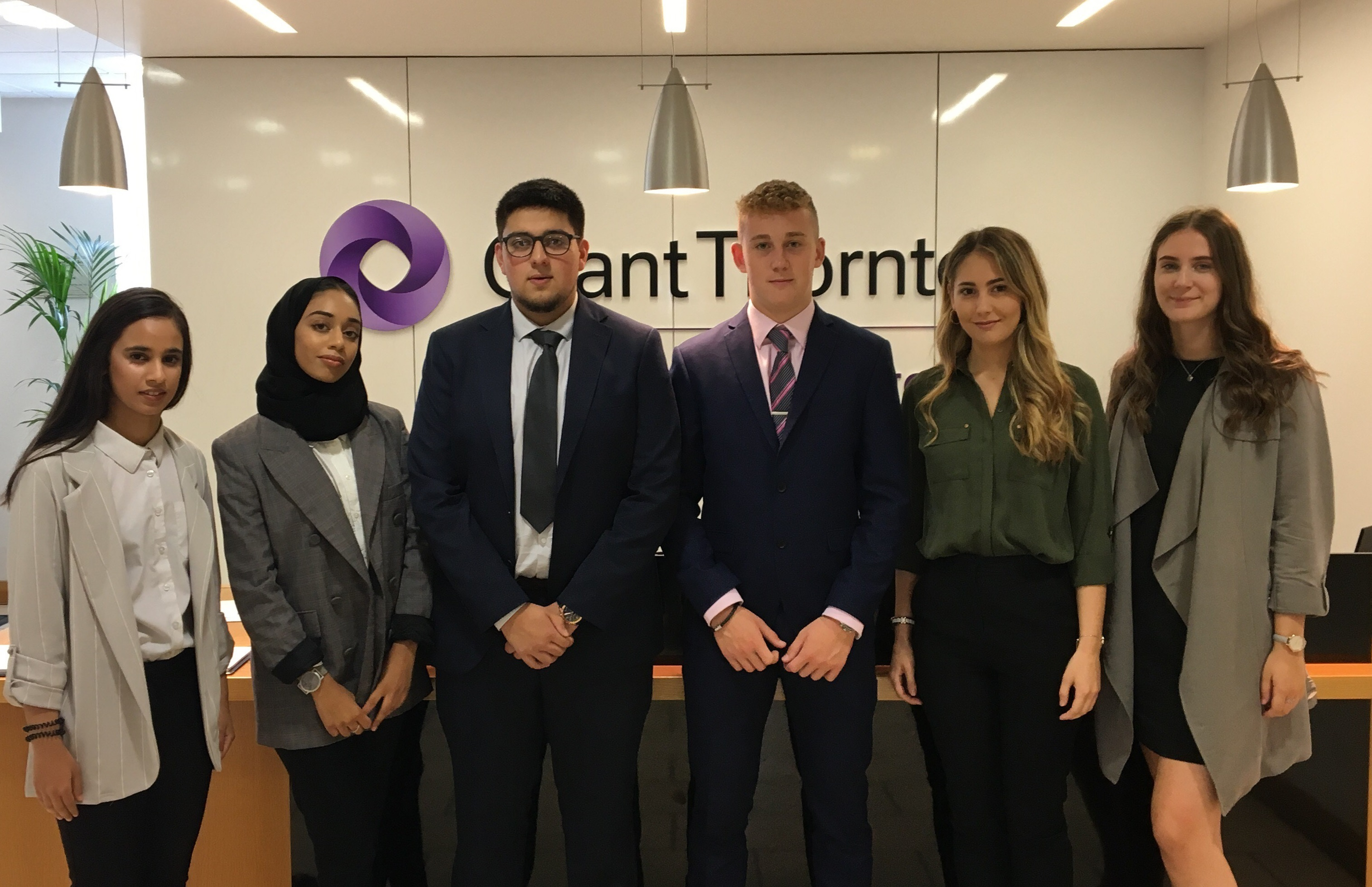 Grant Thornton welcomes its next generation of talent