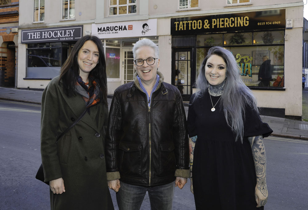 NG completes double deal to secure independent retailers in Creative Quarter
